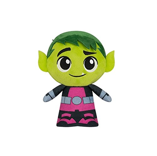 Funko Plushies: Teen Titans Go - Beast Boy Collectible Plush ()