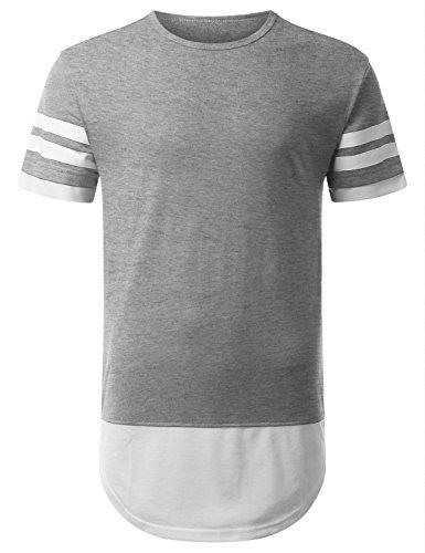 mens-hip-hop-longline-t-shirt-m-h-grey-layered