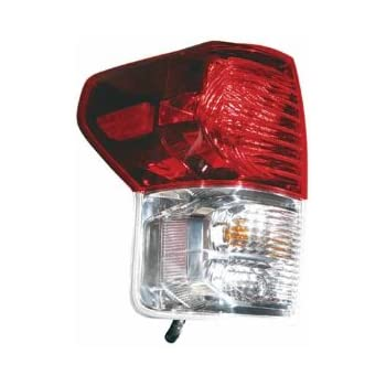 Nice Toyota Tundra Driver Side Replacement Tail Light