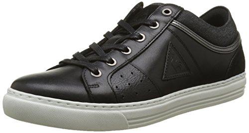Le Coq Sportif Arras Low, Zapatillas para Hombre Negro (Black)