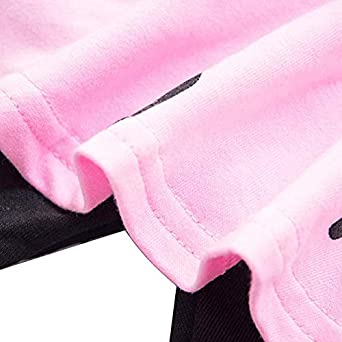 Little Girls Clothing Set Outfits Heart Print Sweatshirt and Long Pants Skirts 2pcs