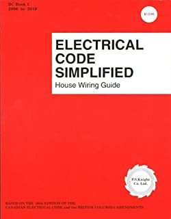 bc electrical code simplified 2009 2011 p s knight rh amazon ca Residential Electrical Wiring Diagrams Basic House Wiring