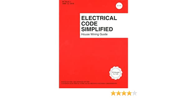 British Columbia Electrical Code Simplfied Books