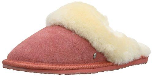 Emu Jolie W10015, Damen, Pantoffeln Rosa (Blush)