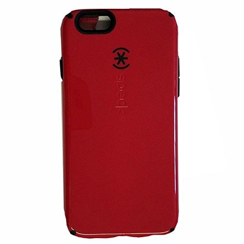 Speck SPK-A3044 CandyShell Pomodoro in rot/schwarz für Apple iPhone 6