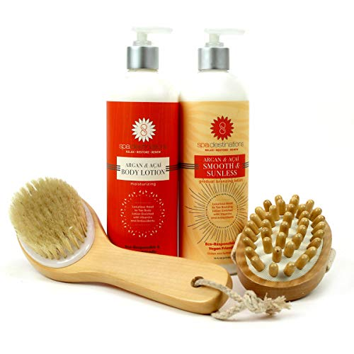 The Luxury Body Care Gift Set by Spa Destinations. Amazing Products, Value and Price! $64 Value