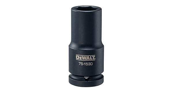 DEWALT DWMT75153OSP 3//4 Drive Deep Impact Socket 7//8 SAE DWMT75153B