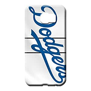 samsung galaxy S7 edge case dirt-proof Awesome Look mobile phone skins los angeles dodgers mlb baseball