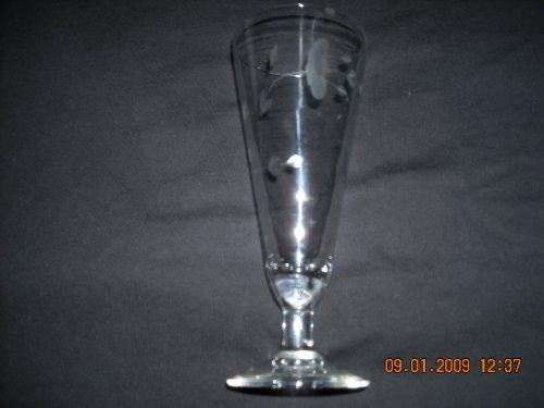 Princess House Crystal Pilsner Glass