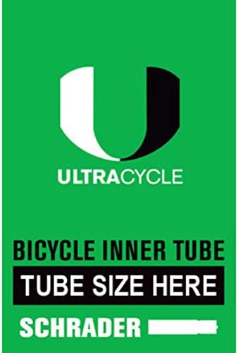 2x X-FREE Bicycle Inner Tube 20 x  1.75 Schrader Valve 35L