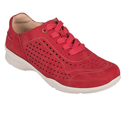 Earth Earth Shoes serval Bright Shoes Red qgOTw
