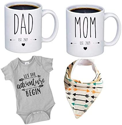 Pregnancy Gift Est 2019 Adventurer product image