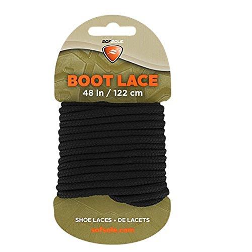 Voksede Boot Lisser - 60 Sort