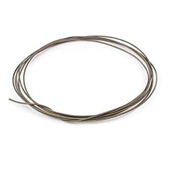 DealMux 2,5 milímetro 10 AWG 5 Metros Fio Rolo Tipo de aquecimento Aquecedor