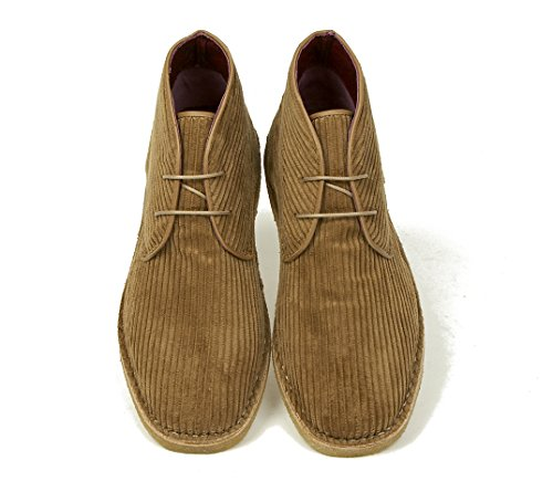 Delicious Junction Woodstock Tan Kordel Schnürschuh Desert Boot