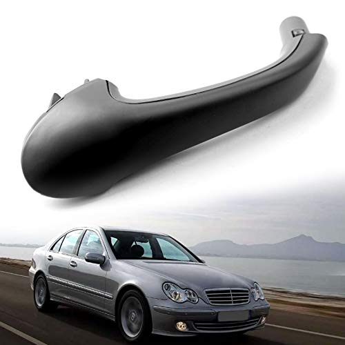 Artudatech For Mercedes-Benz W203 C-Class Front Right Interior Door Pull Handle OE Black