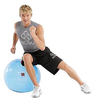 Bosu - Lastre Ball, incluye DVD de ejercicios: Amazon.es: Salud y ...