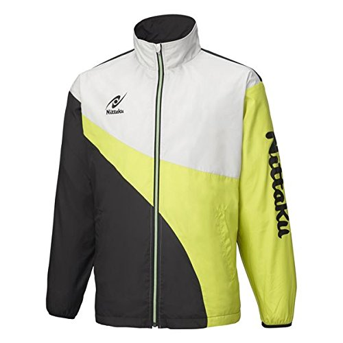 ニッタク(Nittaku) 卓球アパレル LIGHT WARMER SPR SHIRT(ライトウォーマーSPRシャツ)男女兼用 NW2848 グリーン XO B01CXD9K5W