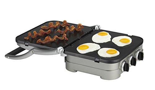 Cuisinart GR-4NAMZ Griddler, Stainless Steel by Cuisinart (Image #3)