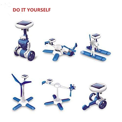 6 in 1 robot kit - 7
