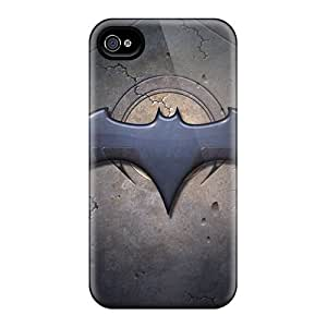 For Iphone 4/4s Protector Case Batman Logo Phone Cover