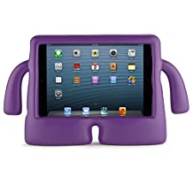 Speck Products iGuy Freestanding Protective Case for iPad Mini 4, 3, 2, 1, Grape Purple (73423-B102)
