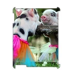 PCSTORE Phone Case Of Cute Pig for iPad 2,3,4