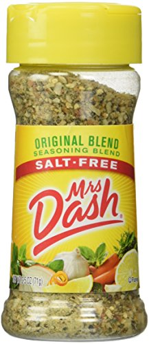 (Mrs. Dash ORIGINAL BLEND Salt-Free Seasoning 2.5oz (2-pack))