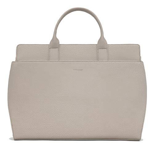 Matt & Nat Women's Gloria Dwell Satchel Bag, Koala Matte Nickel, One Size