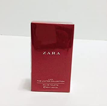 ZARA LVIII The Limited Collection Eau de Toilette 30ml/1.02 oz