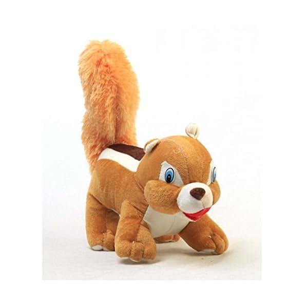 Minitrees Premium Quality Stuffed Squirrel Soft Toy