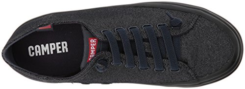 Camper Womens Hoops K200604 Navy Della Sneaker
