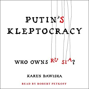 Putin's Kleptocracy Audiobook