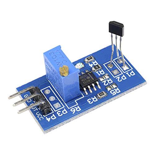 ホールスイッチ · センサ Arduino の磁気検出車 LM393