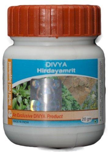 Baba Ramdev -Divya Hridayamrit Vati 40 Gram