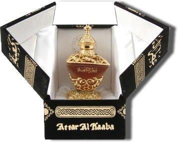 (Al Haramain Attar Al Kaaba for Men and Women (Unisex) CPO - Concentrated Perfume Oil (Attar) 25 ML (0.85 oz))
