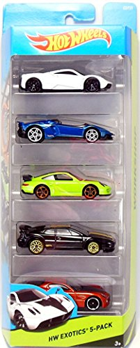 UPC 746550497395, Hot Wheels, 2015 HW Workshop, HW Exotics 5-Pack [Version 2]