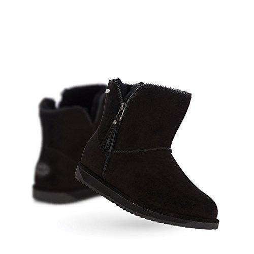 Deepwater Boots Emu Mini Women's Slouch Black n1qIYI5w
