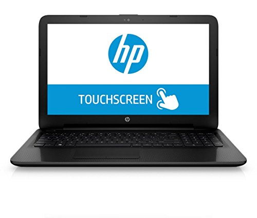 2017 HP 15.6 Inch Premium Flagship Touchscreen Laptop Computer (Intel Core i3-4005U 1.7GHZ, 6GB RAM, 1TB Hard Drive, DVD/CD Drive, HD Webcam, WiFi, Windows 10 Home) (Certified Refurbished)