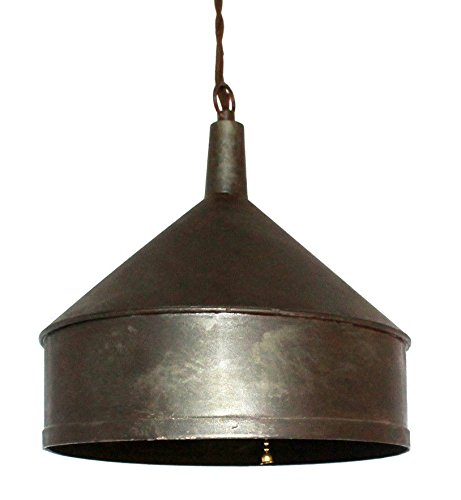 Primitive Lamp Hanging Pendant Industrial
