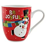 Be Merry Collection, Holiday Mug, Be Joyful