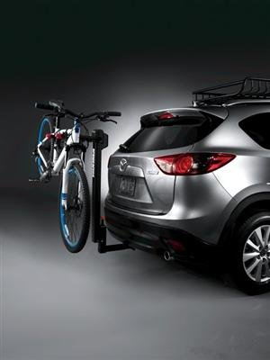 41KS1PWk46L amazon com mazda cx 5, cx 7, cx 9 & tribute new oem trailer hitch 2016 Mazda CX-5 Interior at creativeand.co