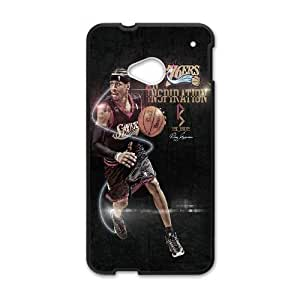 Allen Iverson HTC One M7 Cell Phone Case Black I1X6NC