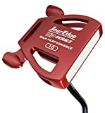 Tour Edge Male HP Series Putter (Men's, Right Hand, Steel, Uniflex, Putter), Red