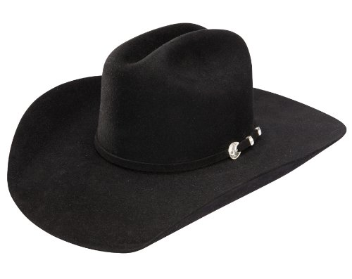 Stetson Black Corral Fur Felt product image
