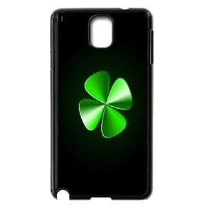 Yo-Lin case IKAI0446673Lucky Clovers For Samsung Galaxy NOTE4 Case Cover