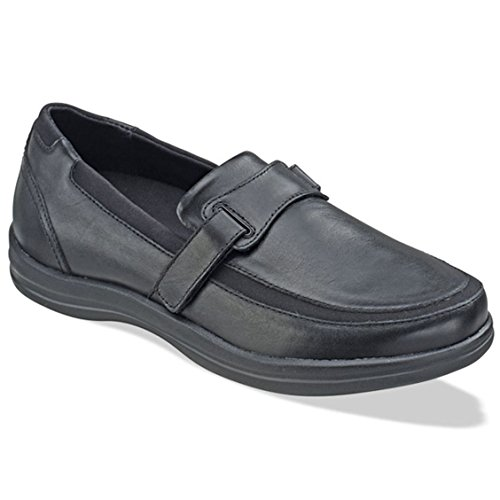Apex A200WM055 Loafer Flat Gray KZnFP