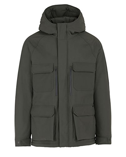 Wocps2579 Rosin winter Woolrich Mountain Jacket green St02 6377 Stretch Fall FwXdzqX