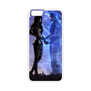 Mass Effect iPhone 6 4.7 Inch Cell Phone Case White Pcdji