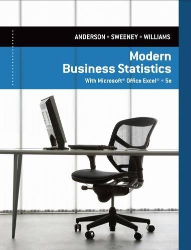 Modern Business Statistics with Microsoft - Cincinnati Apex